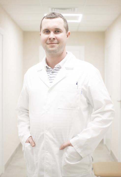 Руденко Константин Олегович - Рентгенолог
