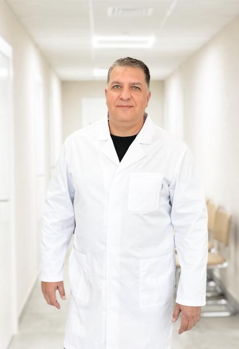 Соловей Глеб Анатольевич - Ортопед, травматолог