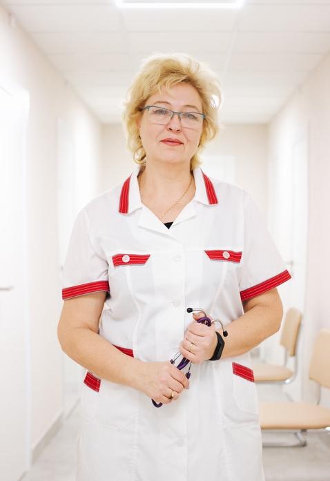 Белова Марина Васильевна - Педиатр
