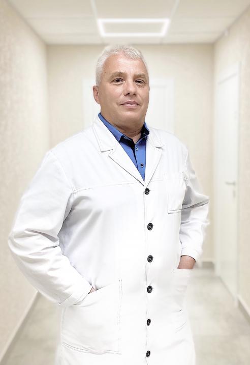Шестак Геннадий Петрович - Гематолог