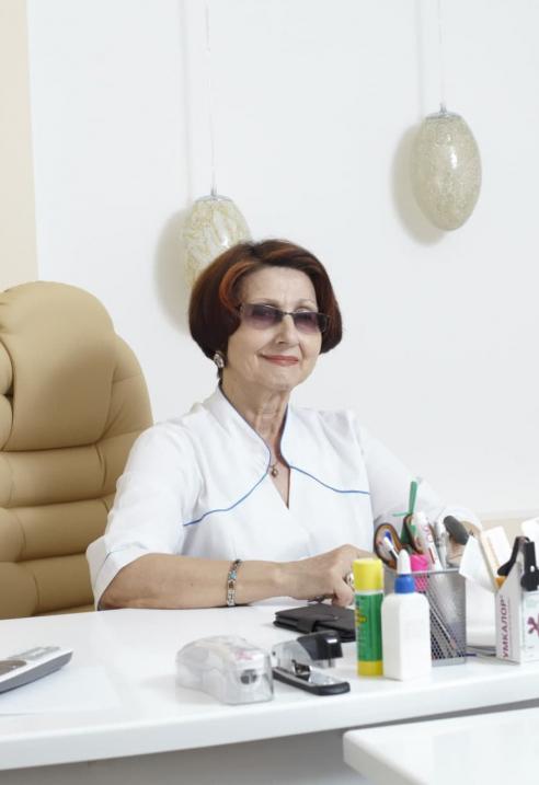 Работягова Алла Дмитриевна - Детский невролог