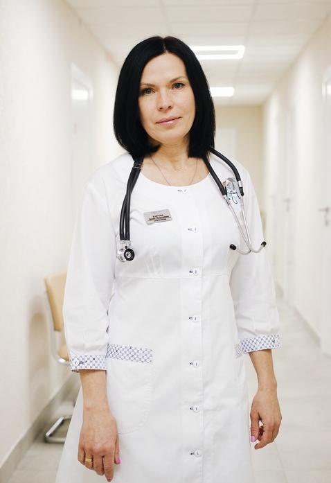 Карьева Ирина Николаевна - Педиатр