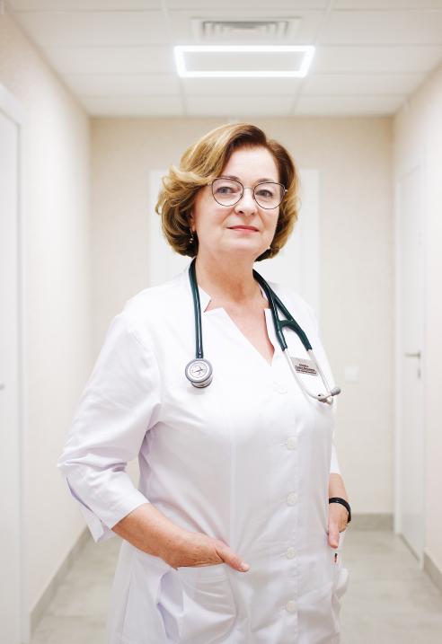 Козина Тамила Васильевна - Детский кардиоревматолог, врач ультразвуковой диагностики