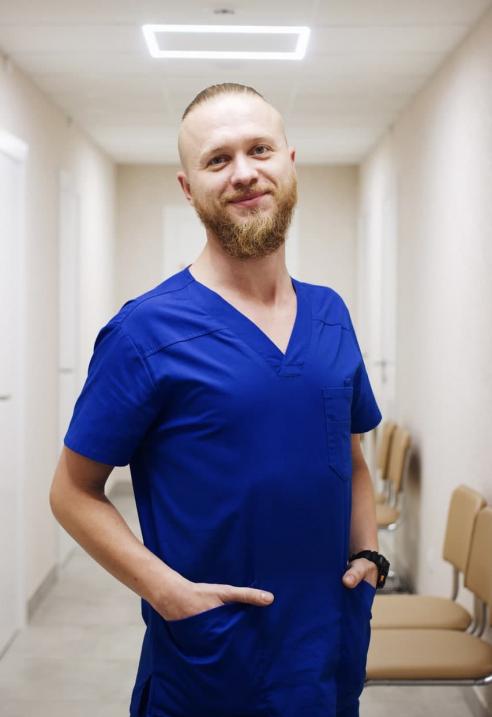 Съедин Игорь Сергеевич - Радиолог