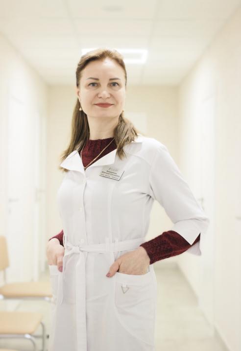 Кукушкина Виктория Евгеньевна - Акушер-гинеколог