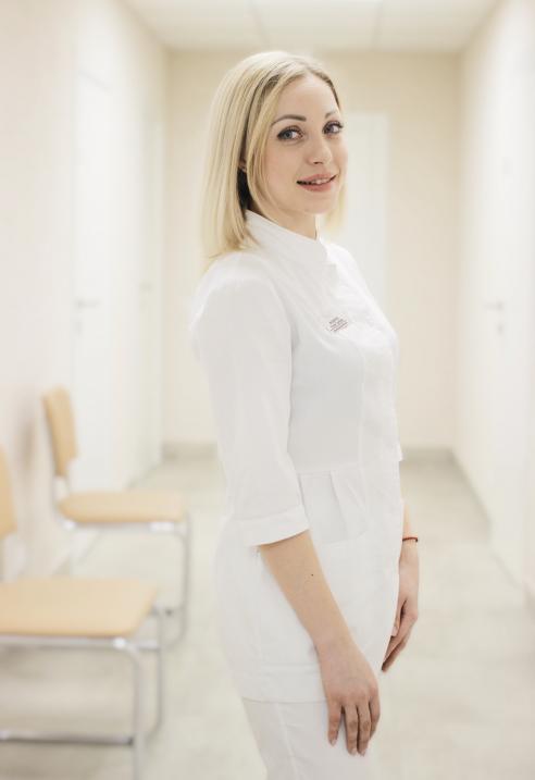Филипчук Елена Сергеевна - Акушер-гинеколог