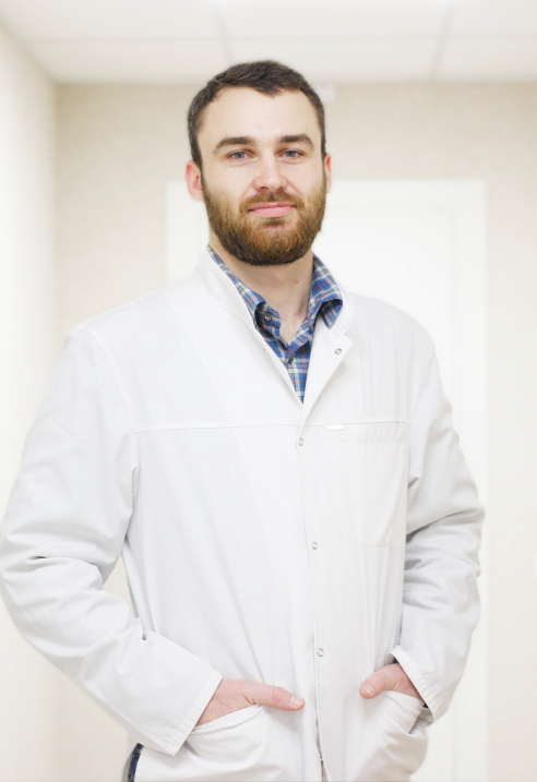 Русинко Дмитрий Владимирович - Радиолог, рентгенолог