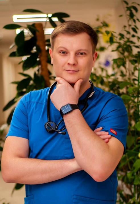 Грудецкий Виталий Виталиевич - Хирург, онкохирург