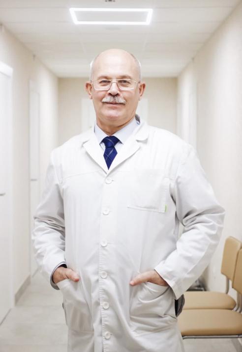 Мякиньков Виктор Борисович - Рентгенолог, Врач ультразвуковой диагностики