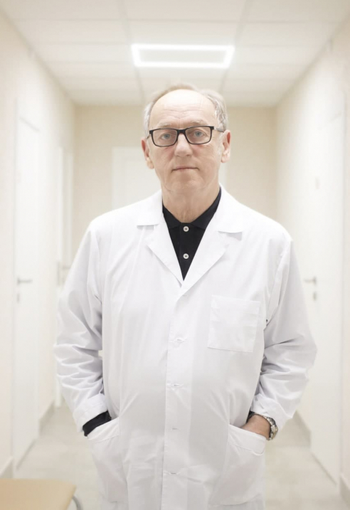 Горб Анатолий Леонидович - Детский невролог