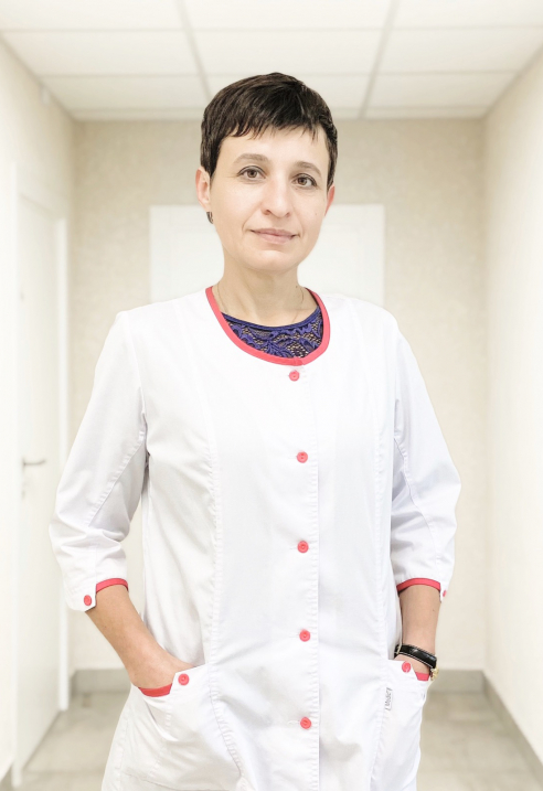 Авдонина Оксана Ярославовна - Детский невролог