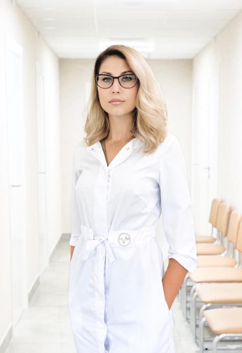 Котко Яна Алексеевна - Акушер-гинеколог
