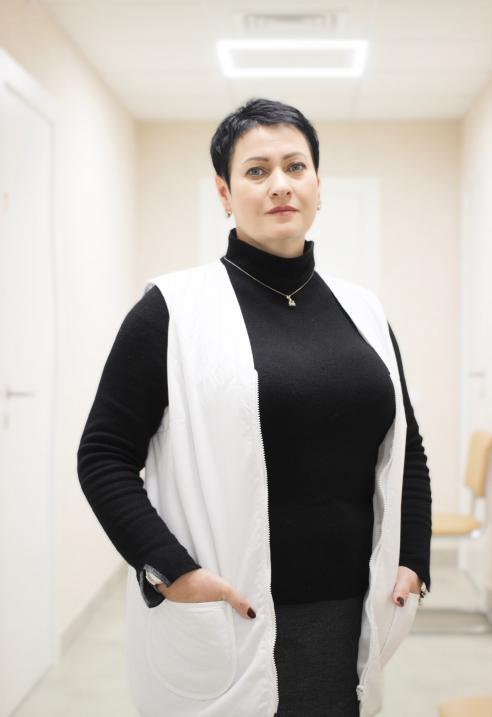 Бондарь Инна Николаевна - Эндокринолог
