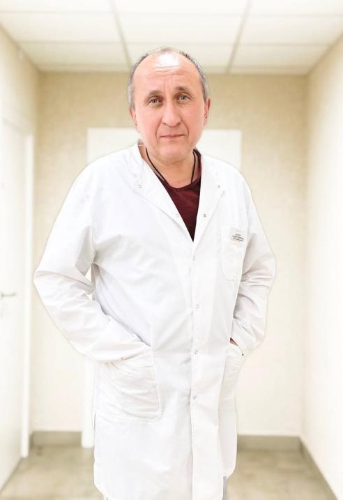 Кулинич Андрей Филлипович - Психиатр