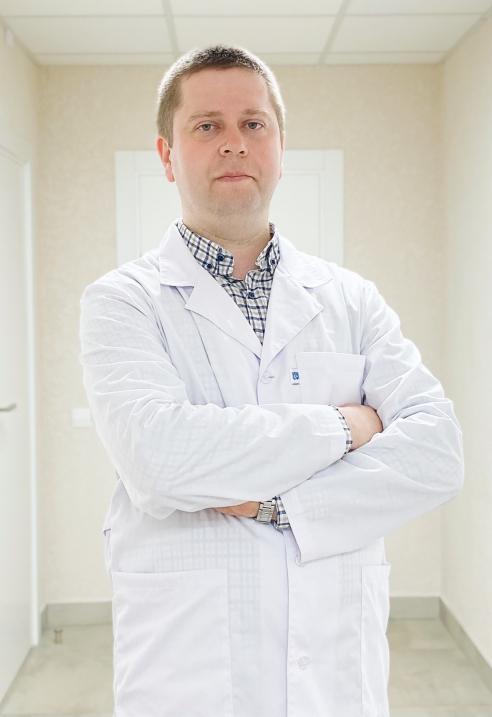 Шеремет Олег Иванович - Семейный врач