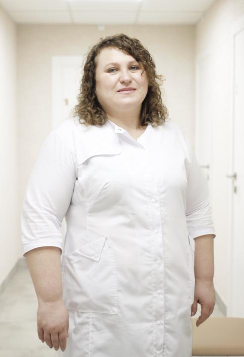 Козинец Алена Леонидовна - Маммолог, онкодерматолог