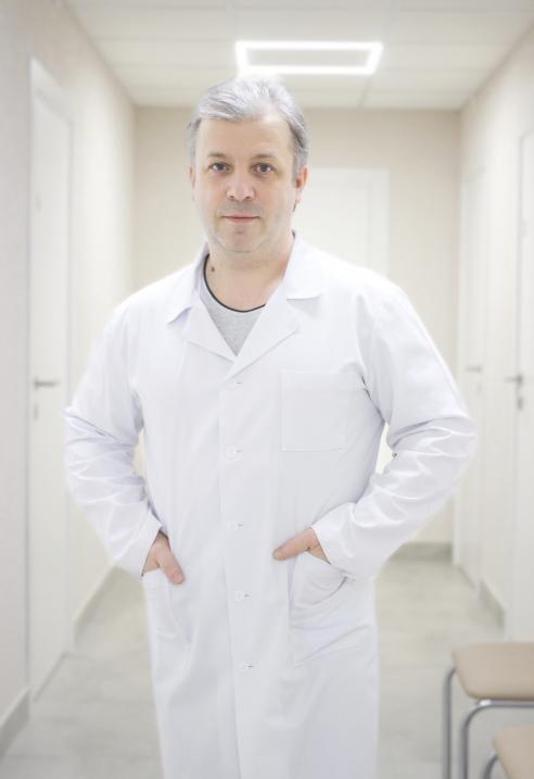 Пятигорец Владимир Алексеевич - Хирург, проктолог