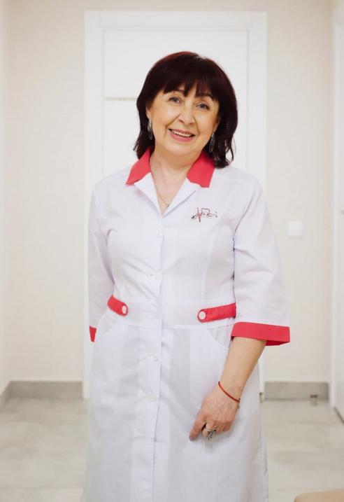 Неупокоева Ирина Иосифовна - Педиатр
