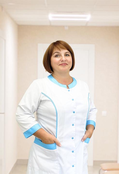 Сирик Нина Геннадьевна - Детский эндокринолог