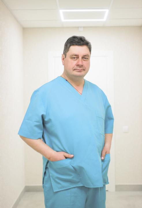 Писоцкий Олег Леонидович - Уролог, дерматовенеролог