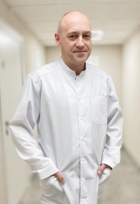 Арбузов Владимир Игоревич - Сердечно-сосудистый хирург