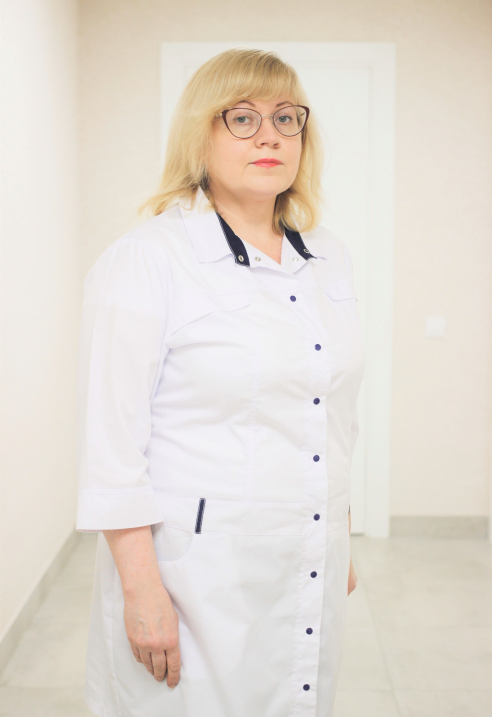 Середюк Оксана Николаевна - Невропатолог