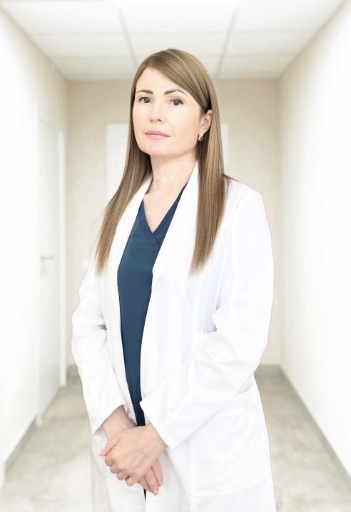 Харченко Наталья Владимировна - Акушер-гинеколог, репродуктолог; медицинский директор Taurt Medical