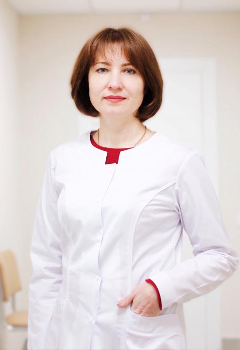Гальченко Наталия Николаевна - Педиатр
