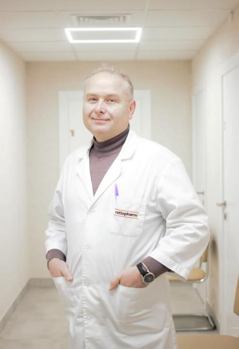Бондарь Николай Валентинович - Уролог-андролог, член Ассоциации урологов Украины