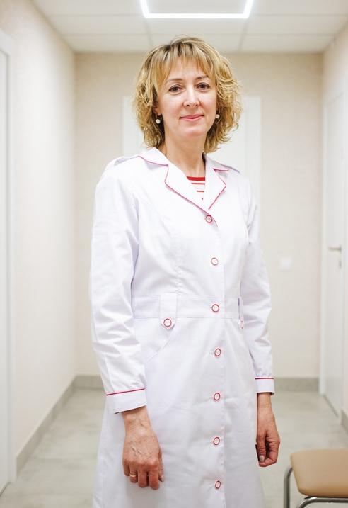 Аметова Елена Анатольевна - Семейный врач