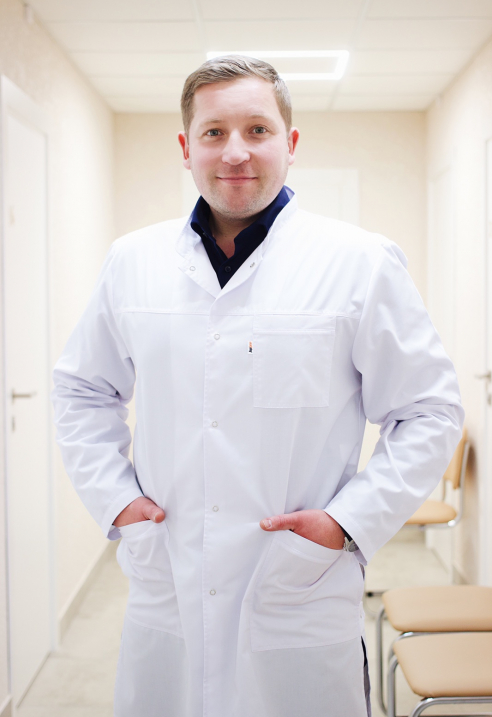 Березовский Сергей Валерьевич - Ортопед, травматолог, вертебролог