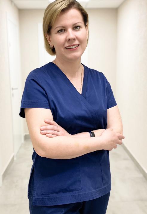 Кумар Наталья Павловна - Хирург, проктолог