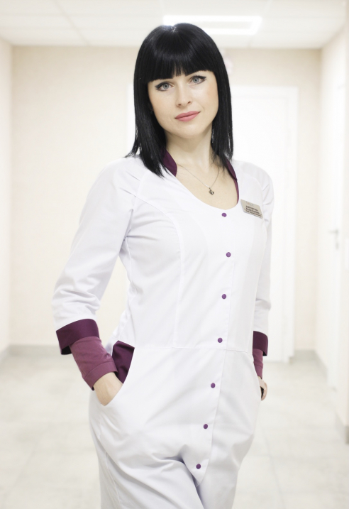 Дзиговская Ксения Олеговна - Акушер-гинеколог