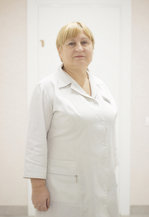 Зорина Натала Ивановна - Врач ультразвуковой диагностики