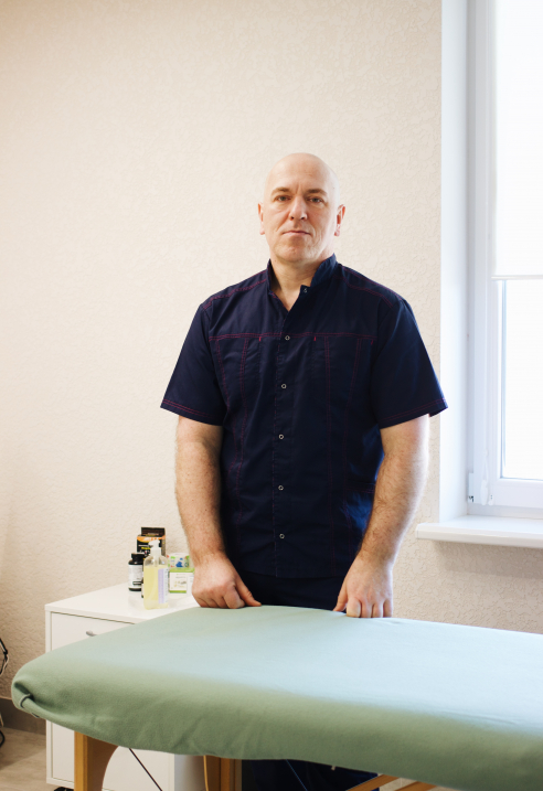 Гудков Андрей Яковлевич - Реабилитолог, прикладной кинезиолог