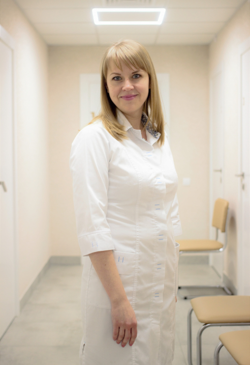 Падалка Радмила Николаевна - Оториноларинголог