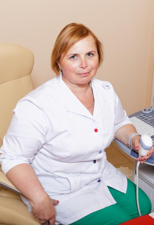 Якубова Ирина Юрьевна - Врач ультразвуковой диагностики