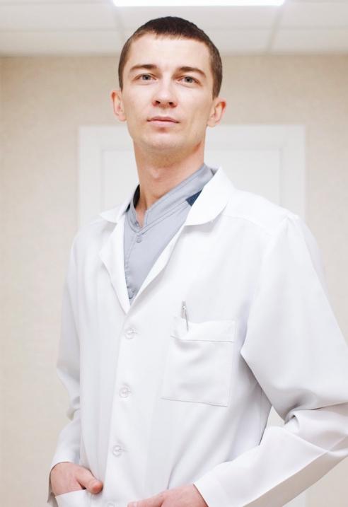 Бердов Павел Валерьевич - Ортопед, травматолог