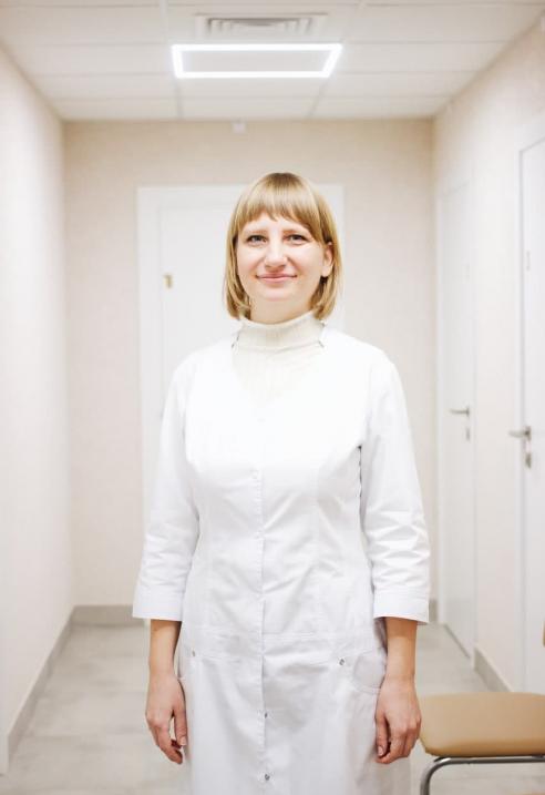 Олейник Ольга Валентиновна - Терапевт