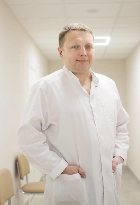 Богданов Михаил Юрьевич - Детский ортопед-травматолог