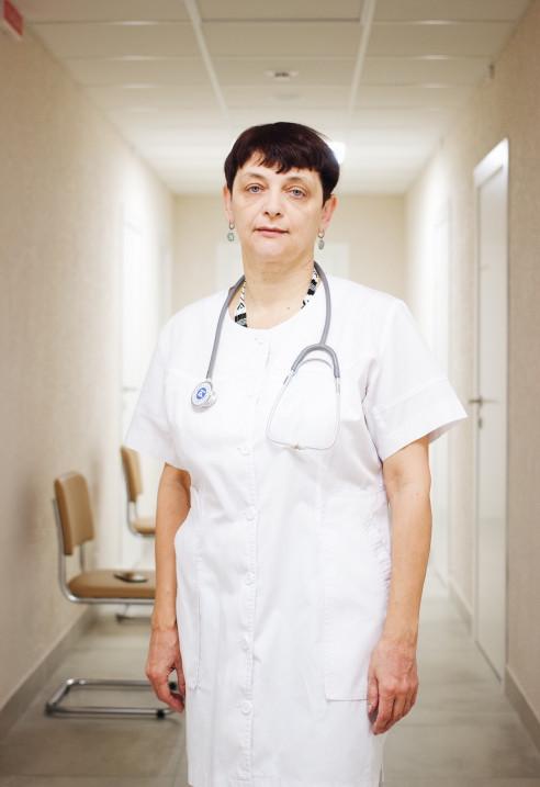 Таран Ирина Алексеевна - Педиатр