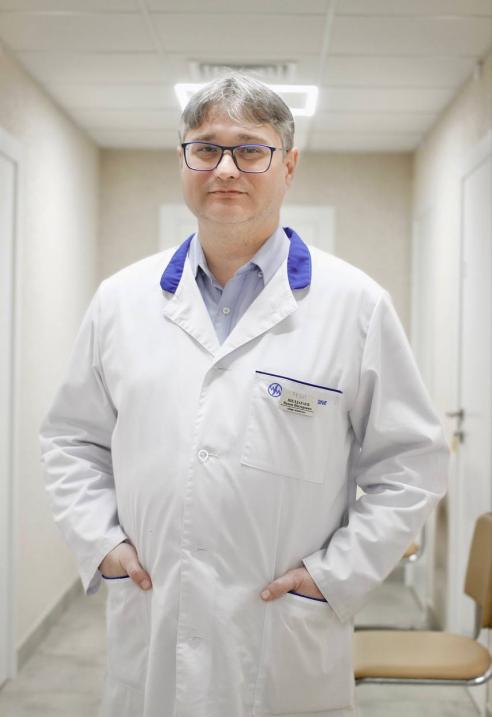 Шелдагаев Вадим Викторович - Мамолог