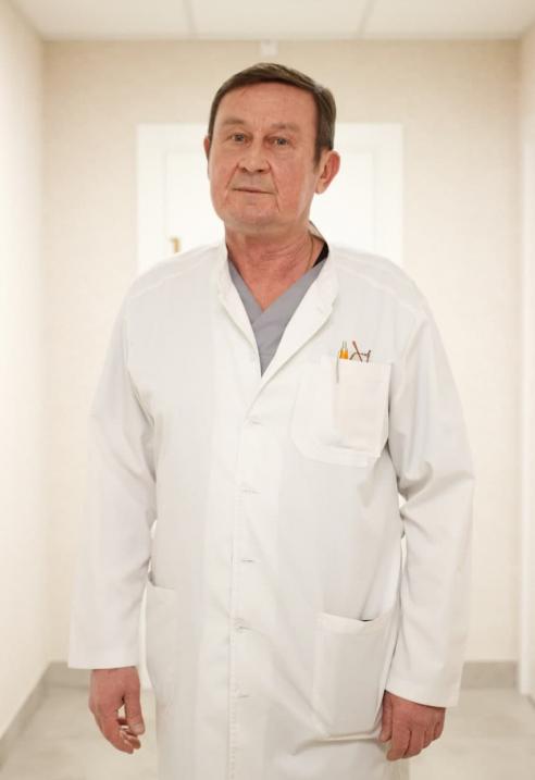 Терелюк Владимир Григорьевич - Хирург-онкодерматолог