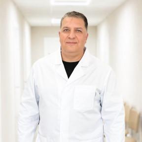 Ортопед, травматолог Соловей Глеб Анатольевич