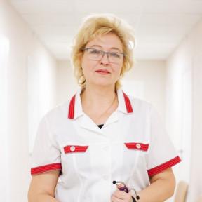 Педиатр Белова Марина Васильевна