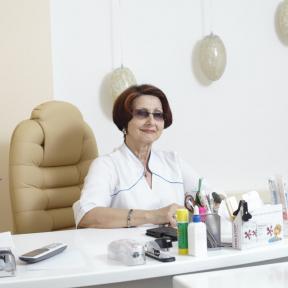 Детский невролог Работягова Алла Дмитриевна