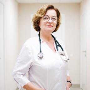 Детский кардиоревматолог, врач ультразвуковой диагностики Козина Тамила Васильевна