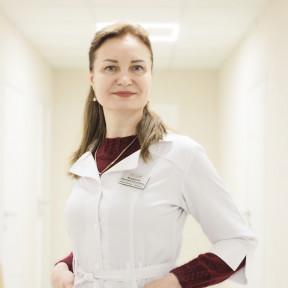 Акушер-гинеколог Кукушкина Виктория Евгеньевна