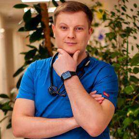 Хирург, онкохирург Грудецкий Виталий Виталиевич