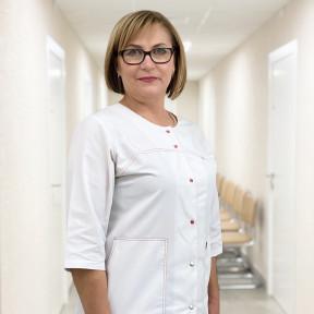 Педиатр Голеня Лима Ивановна